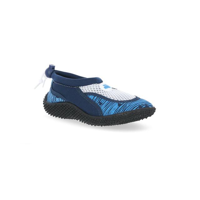 Squidder Kids' Aqua Shoes in Blue