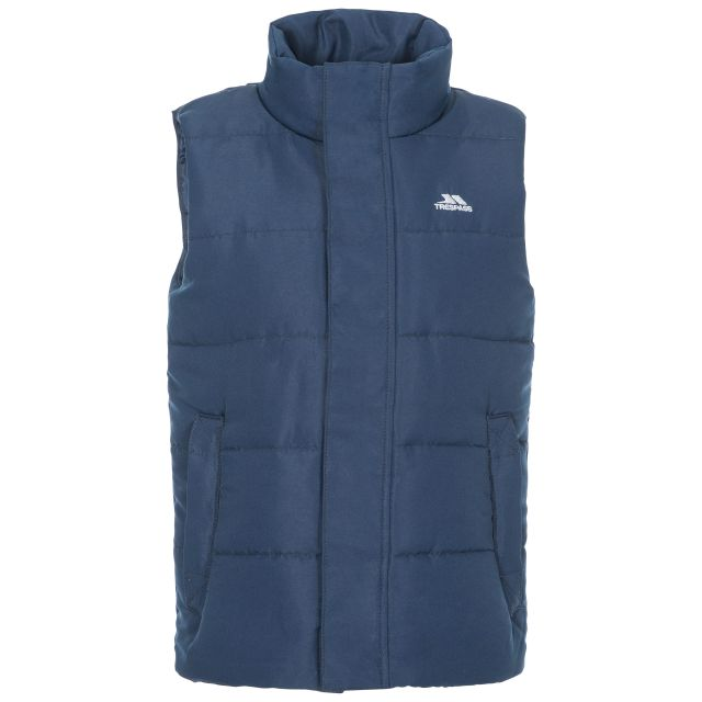 Startling Kids' Padded Gilet in Navy