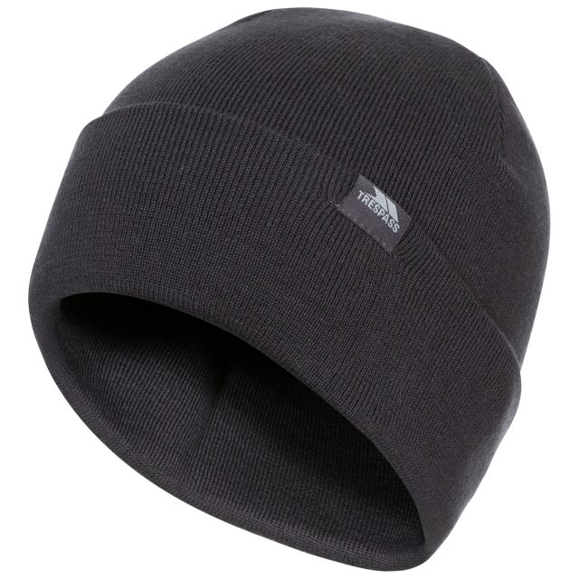 Stines Unisex Beanie Hat in Grey