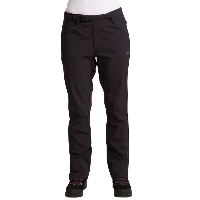 Stormlight Women's Quick Dry Walking Trousers - BLK
