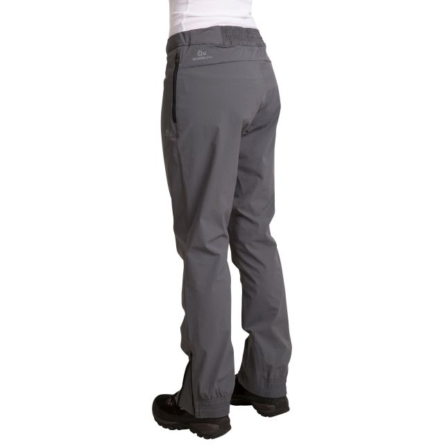 Stormlight Women's Quick Dry Walking Trousers in Grey