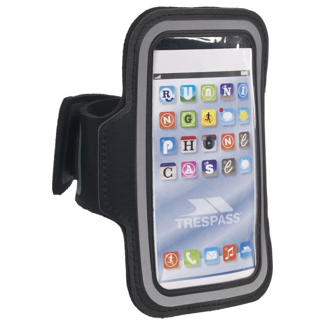 Armband Phone Case in Black