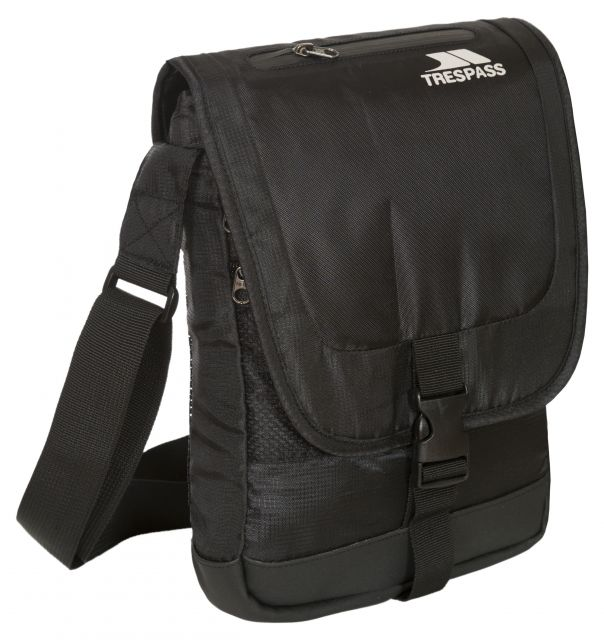 Strapper 2.5L Shoulder Bag in Black