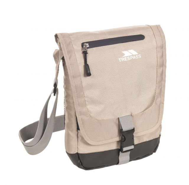 Strapper 2.5L Shoulder Bag in Beige