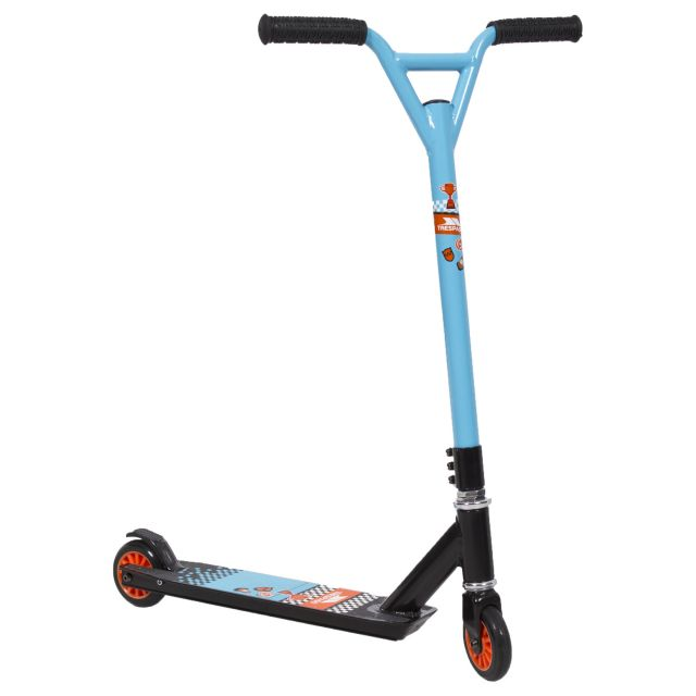 Hi Traction Stunt Scooter in Light Blue