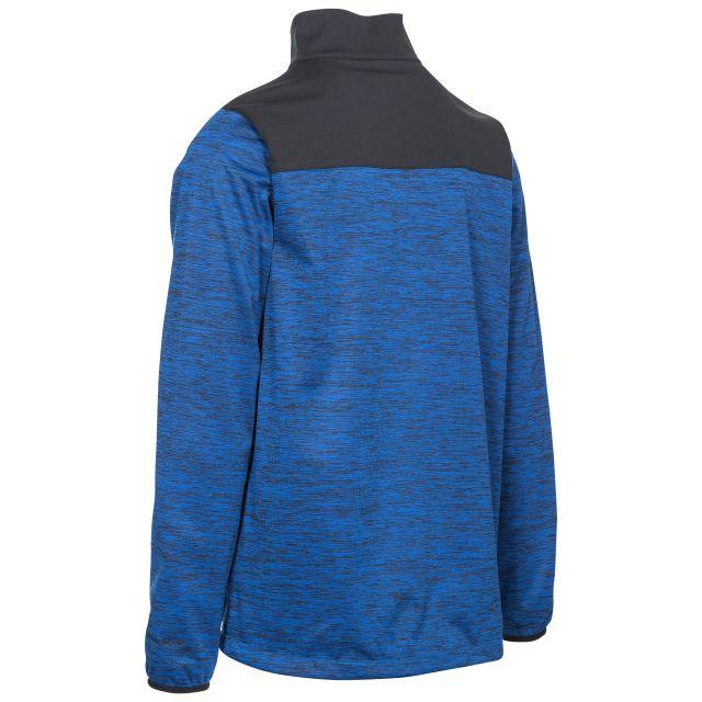 Strikland Men's DLX Softshell Jacket in Blue