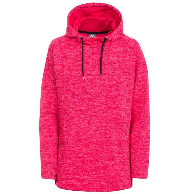 Stumble Women's Hooded Jumper in Pink