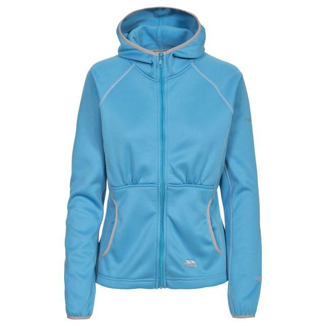Sunnyside Women's Fleece Hoodie in Blue