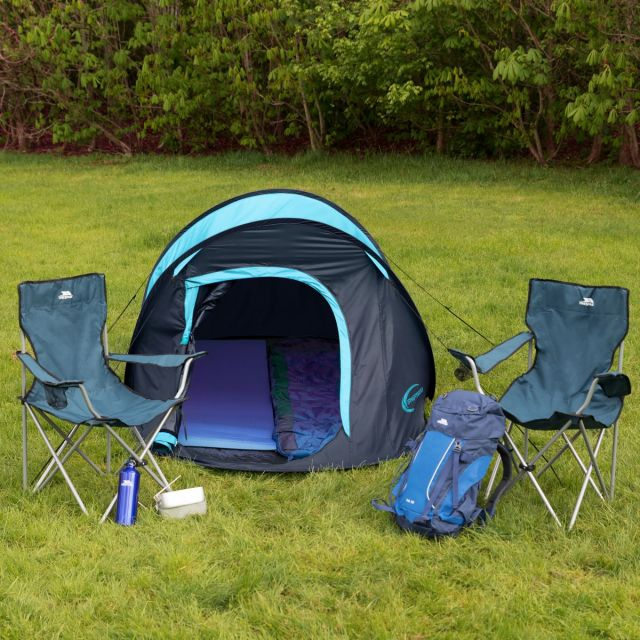 SWIFT 200 2 Man Turquoise Pop Up Tent