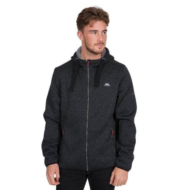 Tableypipe Men's Fleece Hoodie in Black