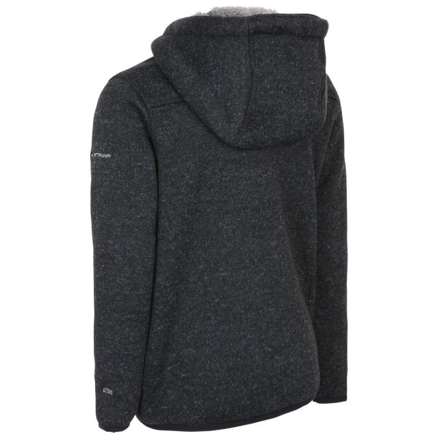 Tableypipe Boy's Hooded Fleece  - BKM