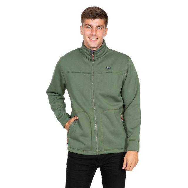 Tailbridge Men's Heavyweight Fleece in Green