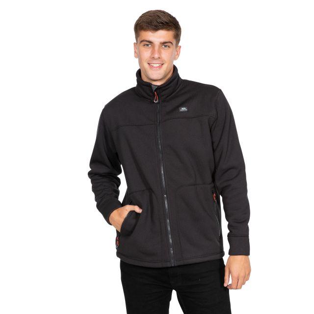 Tailbridge Men's Heavyweight Fleece in Black