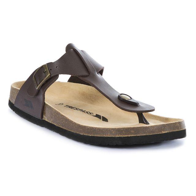 Talli Womens Sandal in Brown
