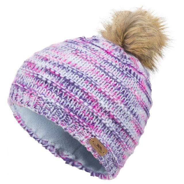 Tami Kids' Knitted Hat in Light Blue