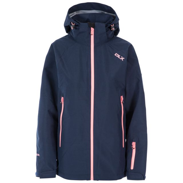 Tammin Women's DLX Waterproof Ski Jacket in Navy