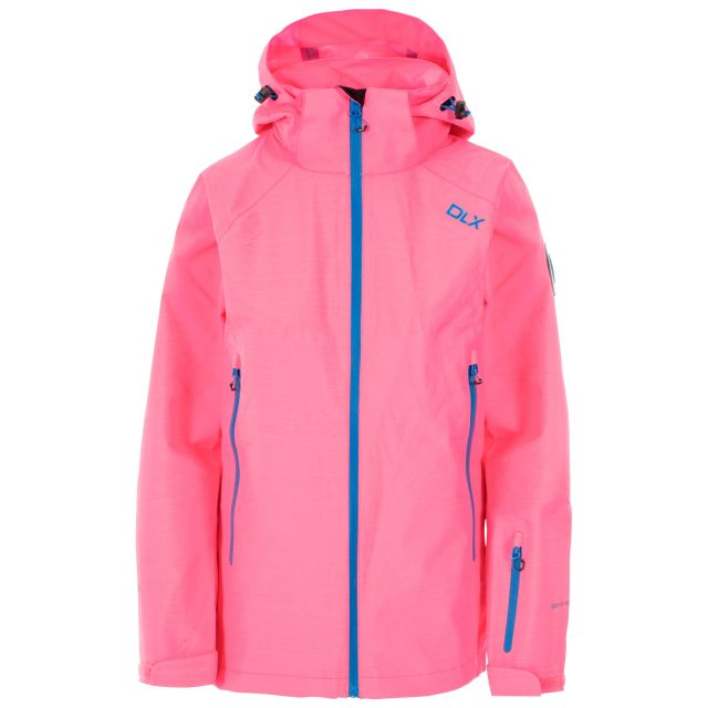 Tammin Women's DLX Waterproof Ski Jacket in Peach