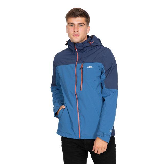 Tappin Men's Waterproof Jacket in Blue