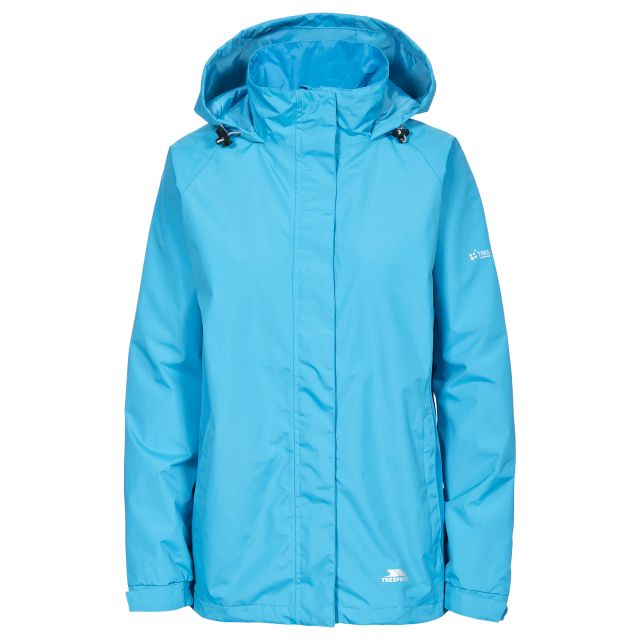 Tarron II Women's Waterproof Jacket in Blue