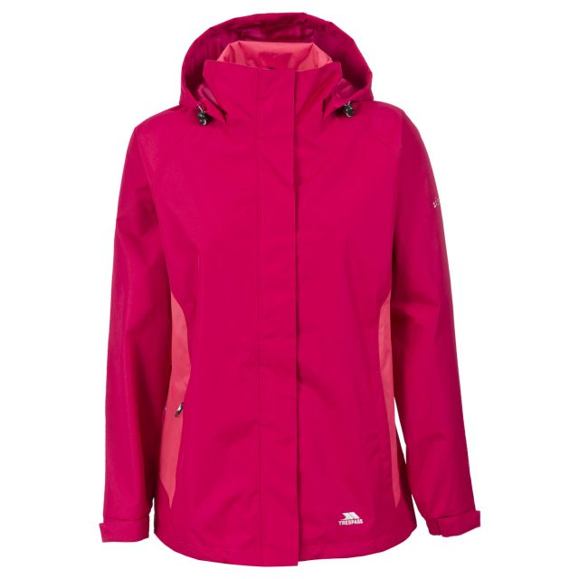 Tarron II Women's Waterproof Jacket in Pink