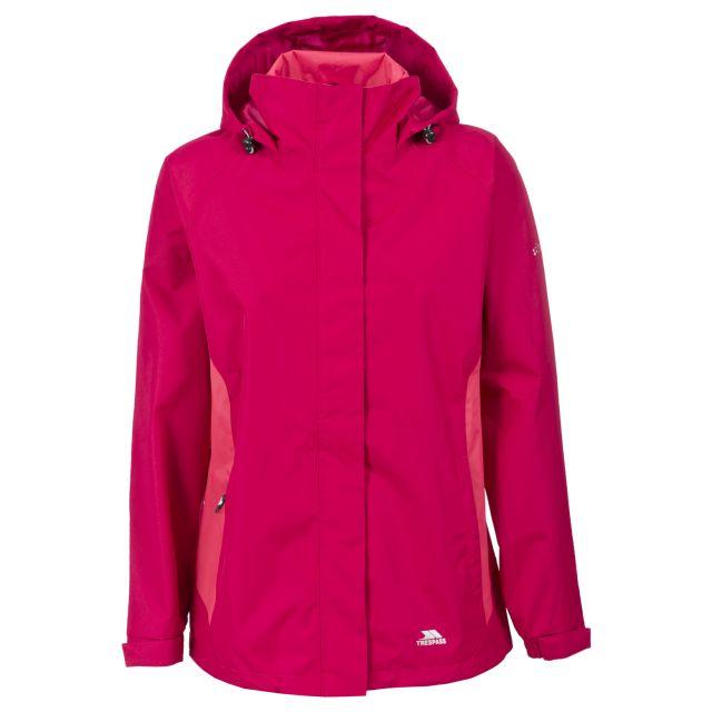 Tarron II Women's Waterproof Jacket in Pink