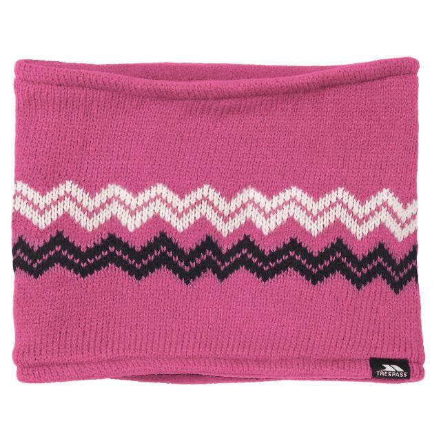 TATUM Kids Neck warmer in Light Pink