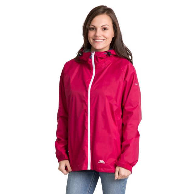 Tayah II Women's Waterproof Jacket in Pink