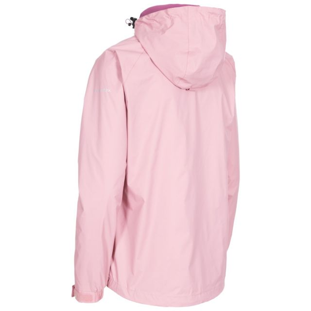 Tayah II Women's Waterproof Jacket in Light Purple