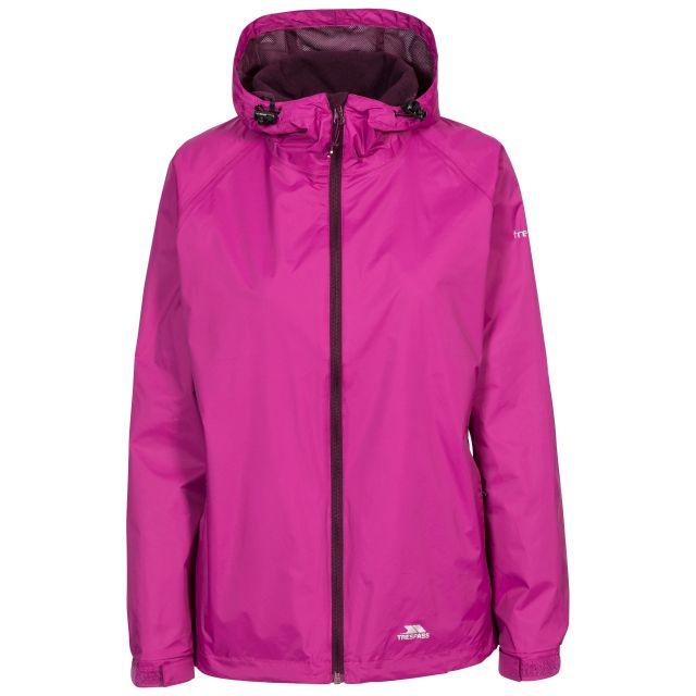 Tayah II Women's Waterproof Jacket in Purple