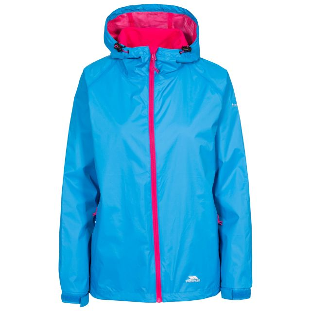 Tayah II Women's Waterproof Jacket in Blue