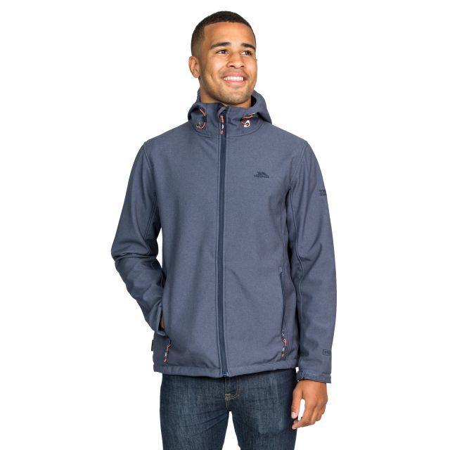 Taye Men's Softshell Jacket  in Navy