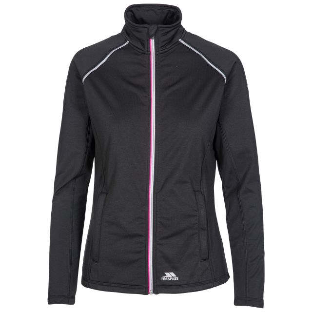 Teegan Women's Active Jacket in Black