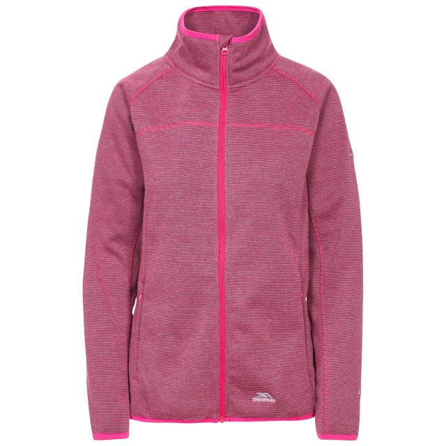 Tenbury Women's Fleece in Pink