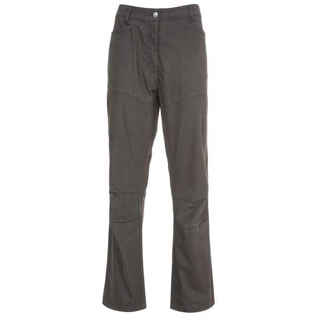 Terra Women's Walking Trousers in Black