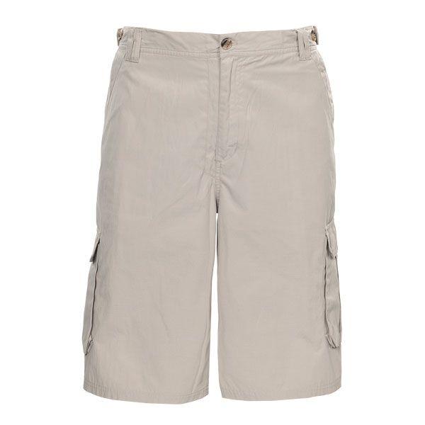 Tidalo X Men's Cargo Shorts in Beige