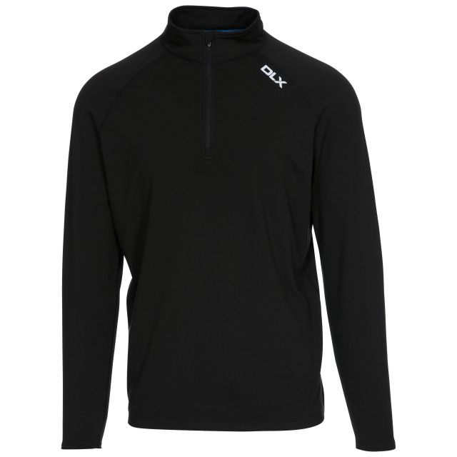 Tierney Men's DLX Active Top - BLK
