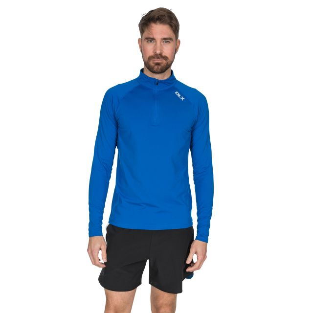 Tierney Men's DLX Active Top in Blue