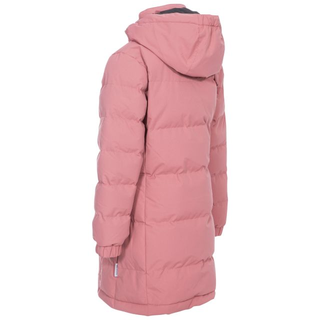 Tiffy Girls' Padded Casual Jacket in Pink