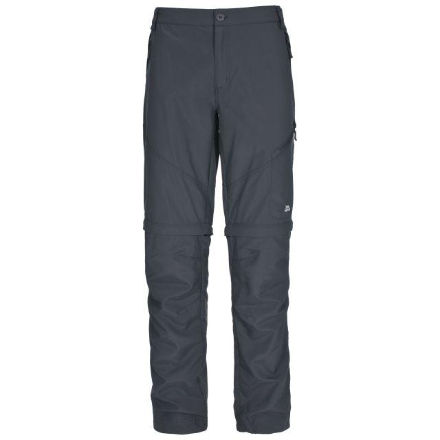 TODEA Mens Convertible trousers in Grey