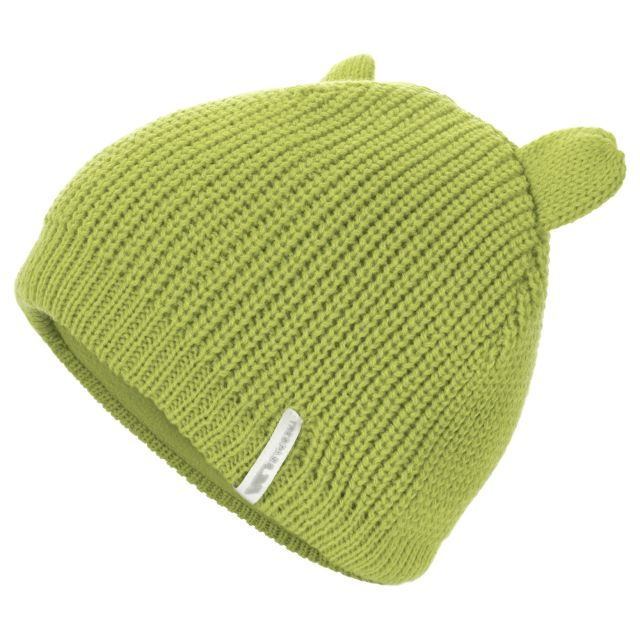 Toot Kids' Novelty Beanie Hat in Green