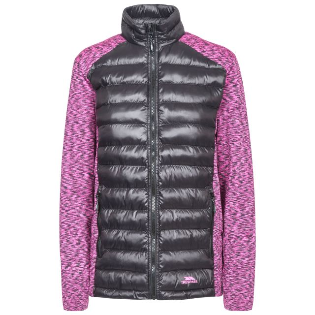 Torrey Women's Padded Casual Jacket in Pink