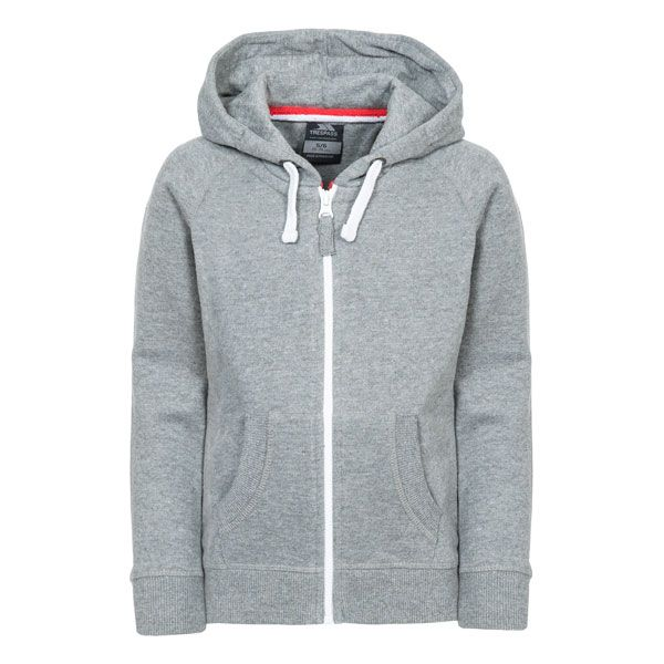 Torrid Kids' Hoodie in Light Grey