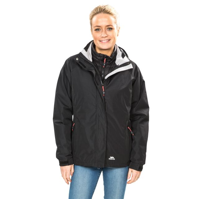 Trailwind Women's 3 in Black