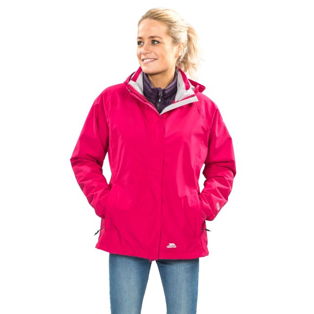 Trailwind Women's 3 in Pink