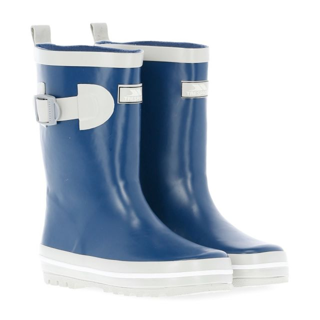 Trumpet Kids' Wellies in Indigo