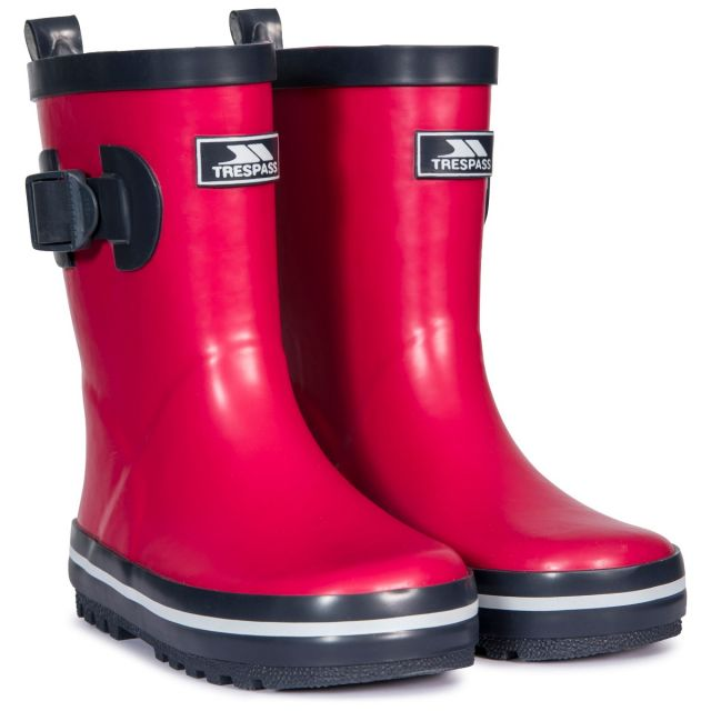 Trumpet Kids' Wellies in Pink