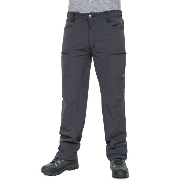 Tuned Men's Quick Dry Cargo Trousers