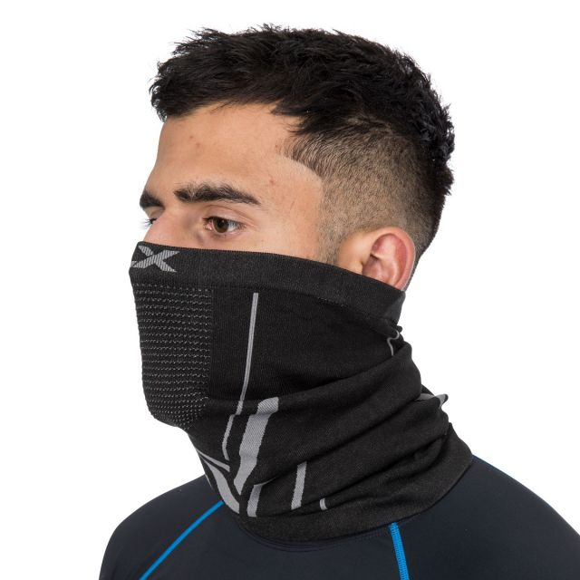 Turpin X - DLX Ventilated Neck Tube in Black