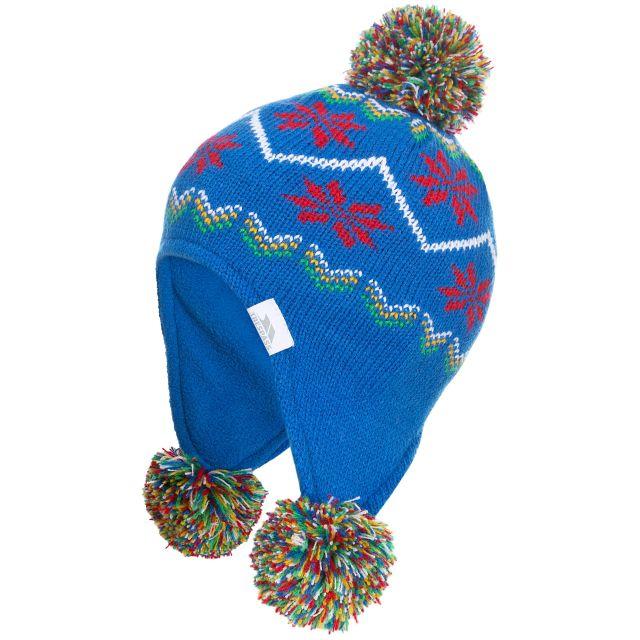Twizzle Babies Ear Warmer Hat in Blue
