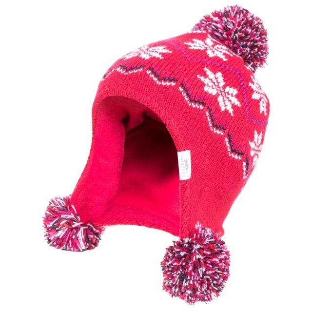 Twizzle Babies Ear Warmer Hat in Pink